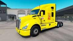 Haut Sabritas truck Kenworth T680