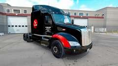 ITW Jeux de la peau pour le camion Peterbilt 579