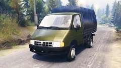 GAZ-3302 Gazelle