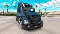 Volvo VNL 670 black