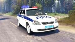 LADA Priora Police DPS (VAZ-2170) v2.0