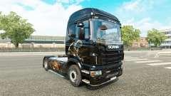 Scorpion skin für Scania-LKW