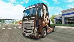 D'Horreur de survie de la peau pour Volvo camion