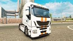Iveco Nord de la peau pour Iveco tracteur