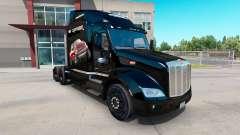 La peau Ford camion Peterbilt 579
