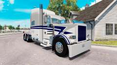 Bowers Camionnage de la peau pour le camion Pete