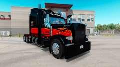 Haut Die Folgen für den truck-Peterbilt 389