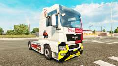 Skin VFB Stuttgart for MAN truck