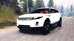 Range Rover Evoque LRX