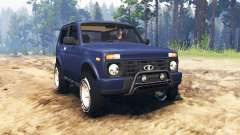ВАЗ-21214 (Lada 4x4 Urbain)