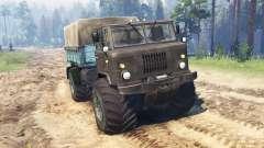 GAZ-66 Mammouth Kuzma