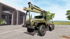 Ural-4320 camion