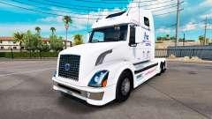 Frio Express-skin für den Volvo truck VNL 670