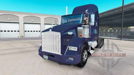 Kenworth T800 v1.1 pour American Truck Simulator