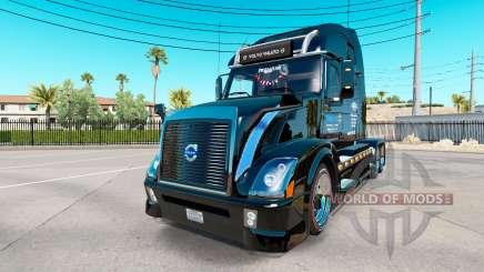 Volvo VNL 670 remix pour American Truck Simulator