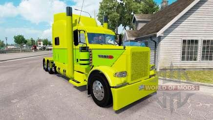 90 style de la peau pour le camion Peterbilt 389 pour American Truck Simulator