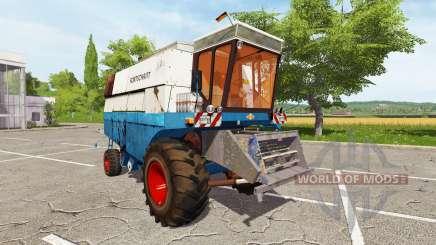 Fortschritt E 516 B für Farming Simulator 2017