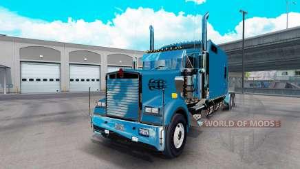 Kenworth W900B Long v1.3 für American Truck Simulator