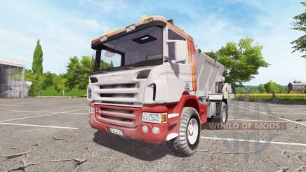 Scania P420 pour Farming Simulator 2017
