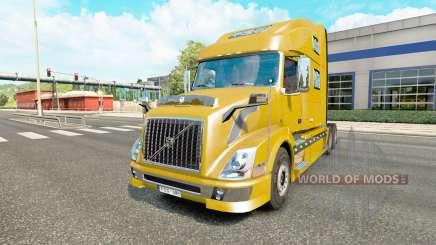 Volvo VNL 780 v3.0 pour Euro Truck Simulator 2