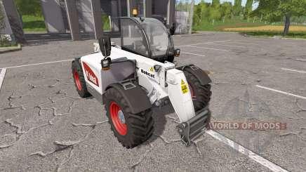 Bobcat TL470 v1.6 pour Farming Simulator 2017