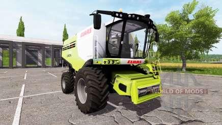 CLAAS Lexion 780 washable pour Farming Simulator 2017