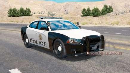 Dodge charger Police de la circulation pour American Truck Simulator