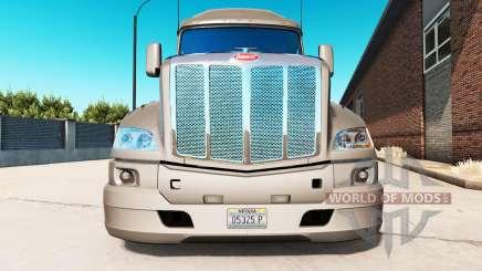 Le pare-chocs sur le Peterbilt 579 tracteur pour American Truck Simulator