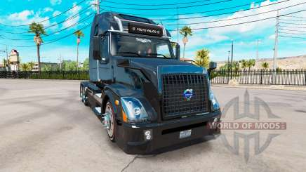 Volvo VNL 670 black für American Truck Simulator