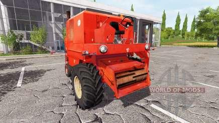 Bizon Z056 v1.2 pour Farming Simulator 2017