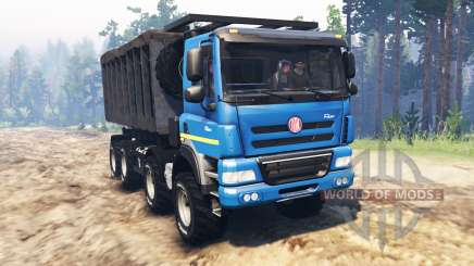Tatra Phoenix T 158 8x8 pour Spin Tires