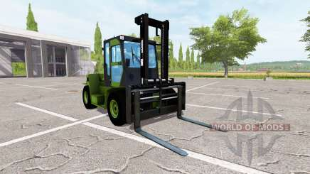Clark C80D für Farming Simulator 2017