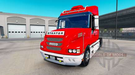 Iveco Strator v3.0 pour American Truck Simulator