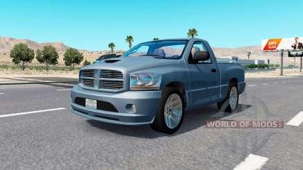 Avancée de la circulation v1.5.2 pour American Truck Simulator