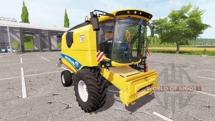 New Holland TC4.90 für Farming Simulator 2017