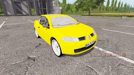 Renault Megane CC für Farming Simulator 2017