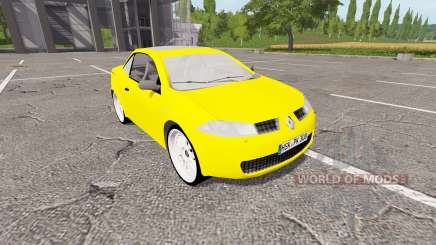 Renault Megane CC pour Farming Simulator 2017