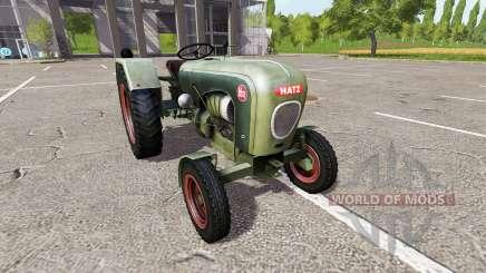 Hatz H340 pour Farming Simulator 2017