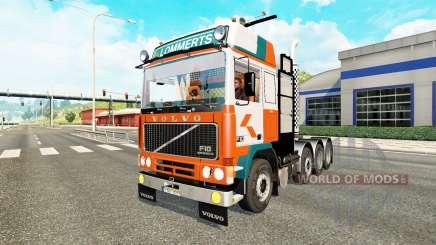Volvo F10 8x4 heavy für Euro Truck Simulator 2