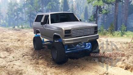 Ford Bronco für Spin Tires