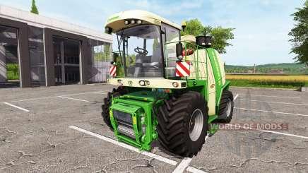 Krone BiG X 850 für Farming Simulator 2017
