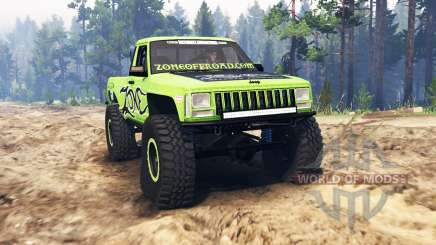 Jeep Comanche (MJ) für Spin Tires