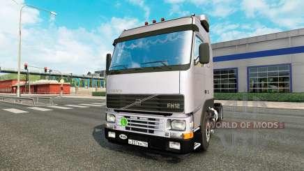 Volvo FH12 v2.0 pour Euro Truck Simulator 2