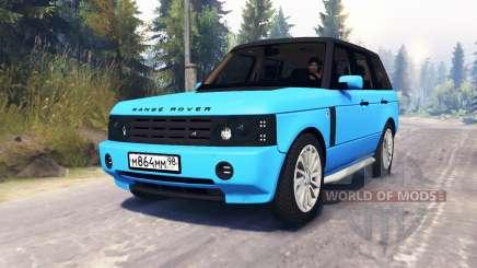 Range Rover Sport Pintoresca für Spin Tires