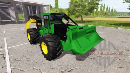 Grappin de débardage pour Farming Simulator 2017