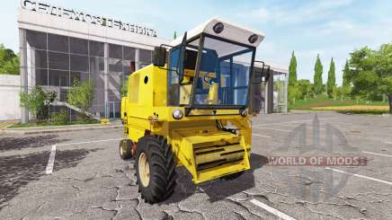 Bizon Super Z056 pour Farming Simulator 2017