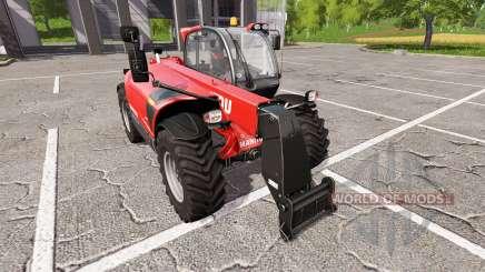 Manitou MLT 840-115 PS pour Farming Simulator 2017