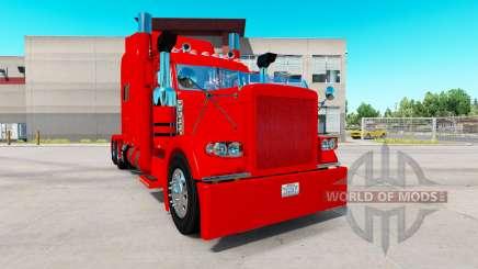 Peterbilt 389 v2.0.7 pour American Truck Simulator