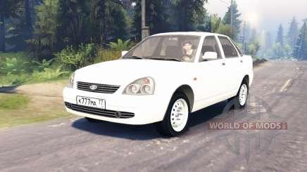 LADA Priora (ВАЗ-2170) für Spin Tires