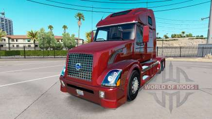 Volvo VNL 670 v1.5 pour American Truck Simulator